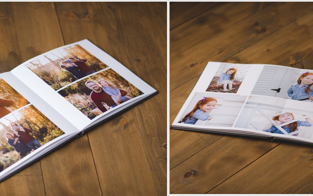 Product Highlight – Signature Photo Books – Christiansburg, VA Photographer