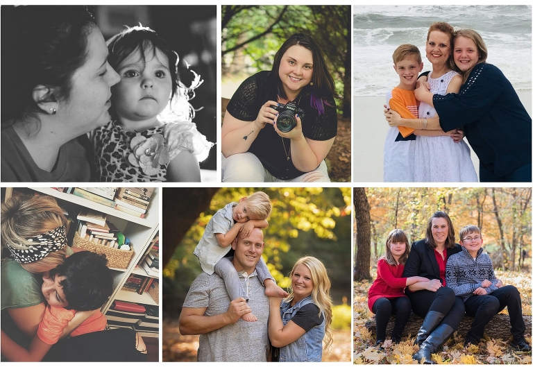 photography, self portraits, family photo, pictures of mom, kristina rose photography, photography tips, get in the photo