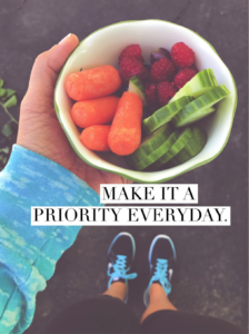 work out, eat healthy, exercise, kristina rose photography