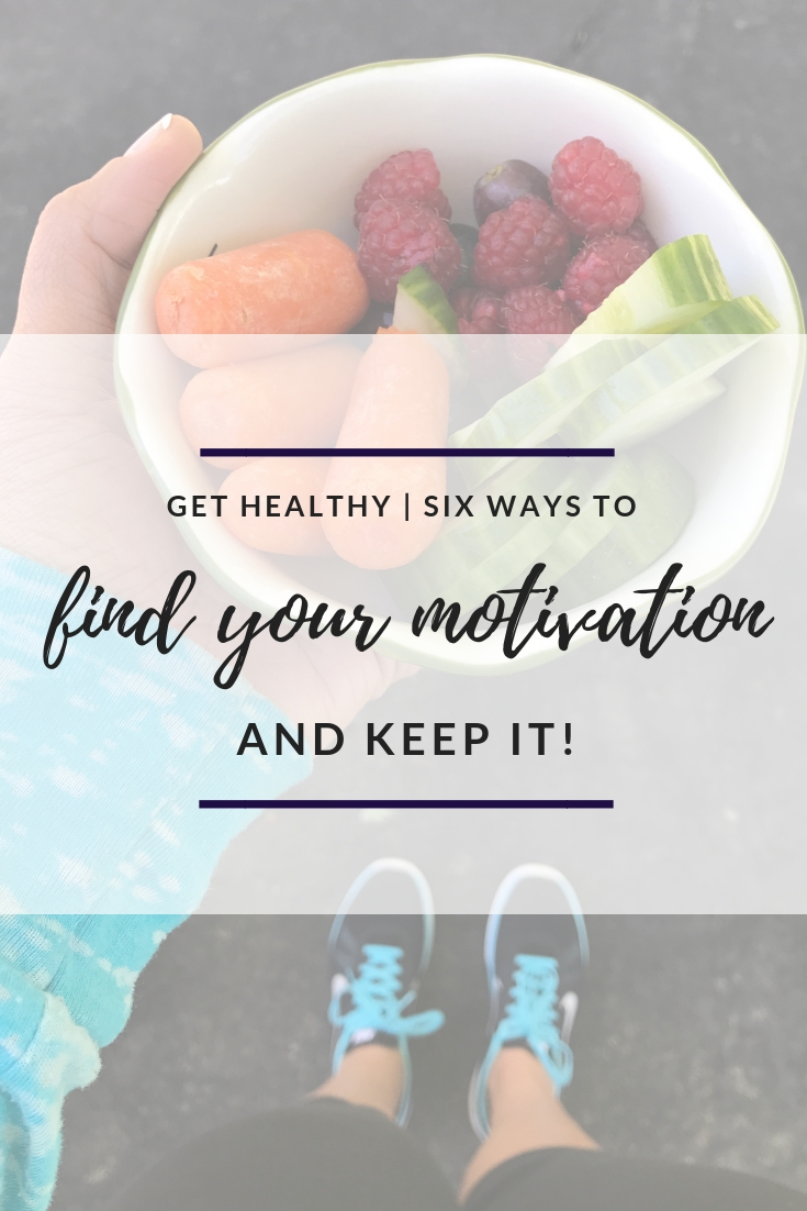 Do you struggle to find and keep motivation? I'm no expert, but here are a few tricks that might help you.