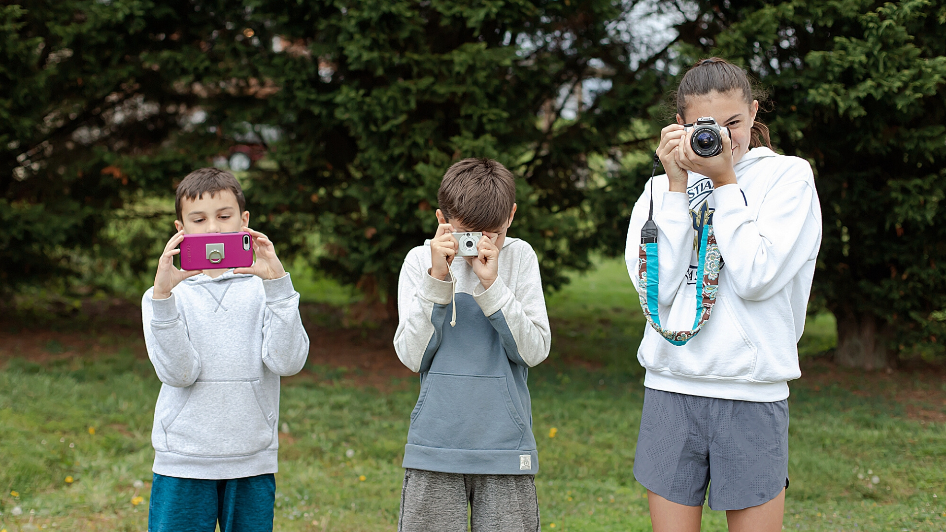 Kid's Online Photography Camp